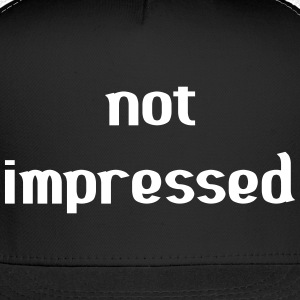 Not Impressed Sportswear - Trucker Cap