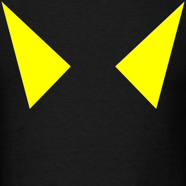(M) Demonac Eyes Discount T-Shirt