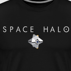 Space Halo Game Shirt - Men's Premium T-Shirt