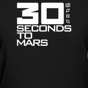 30 Seconds To Mars - Women's T-Shirt