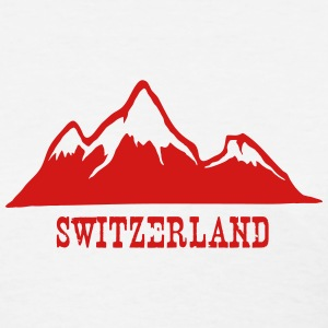 Switzerland T-Shirts - Women's T-Shirt