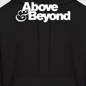 Above & Beyond Logo - Men's Hoodie