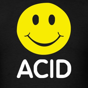 ACID HOUSE SMILEY - Men's T-Shirt