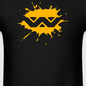 Alien Weyland Yutani Corporation Splat - Men's T-Shirt