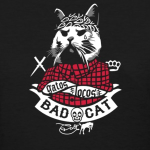 Bad Cat - Gatos Locos - Women's T-Shirt
