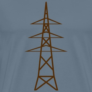 Current mast T-Shirts - Men's Premium T-Shirt
