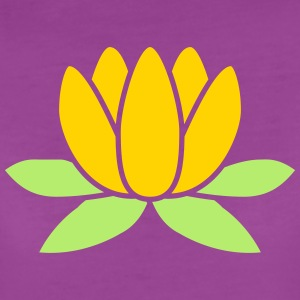 Lotus flower T-Shirts - Women's Premium T-Shirt