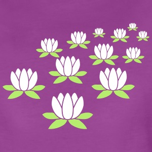 Lotus flowers T-Shirts - Women's Premium T-Shirt