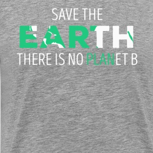 Save The Earth Ecology T-shirt T-Shirts - Men's Premium T-Shirt
