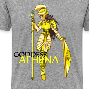 Goddess Athena t-shirt for men - Men's Premium T-Shirt