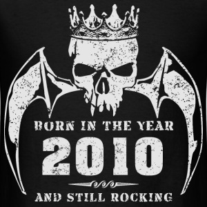 born_in_the_year_201013 T-Shirts - Men's T-Shirt