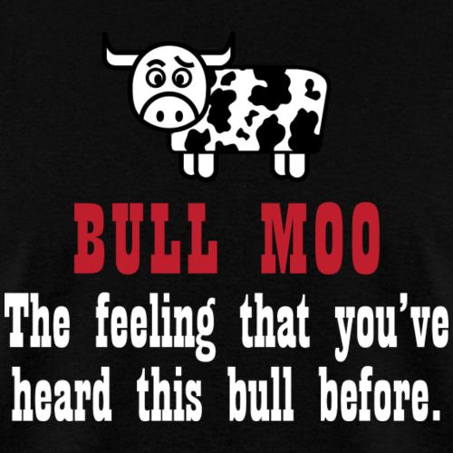 Bull Moo (white)