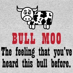 Bull Moo (black)