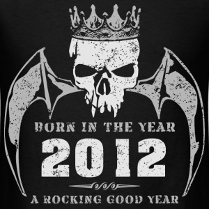 born_in_the_year_201220 T-Shirts - Men's T-Shirt