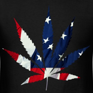 CannAmerica Men's T-Shirt - Men's T-Shirt