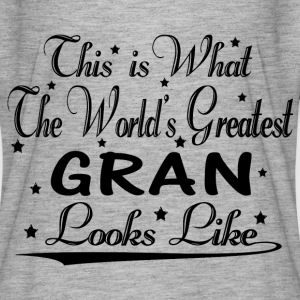 World's Greatest Gran... T-Shirts - Women's Flowy T-Shirt