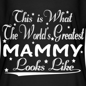 World's Greatest Mammy... T-Shirts - Women's Flowy T-Shirt