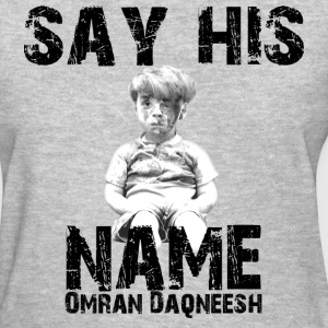 Say his name! - Women's T-Shirt