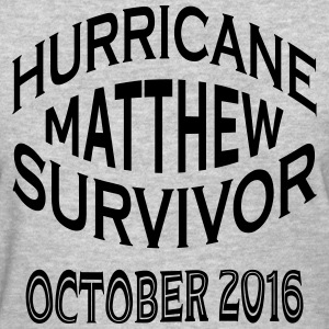 Hurricane Matthew T-Shirts - Women's T-Shirt