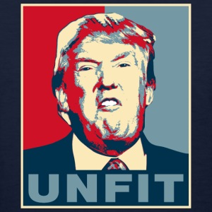 Trump is Unfit Poster T-Shirts - Women's T-Shirt