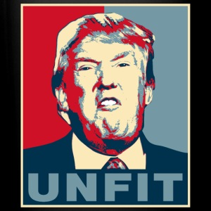 Trump is Unfit Poster Mugs & Drinkware - Full Color Mug