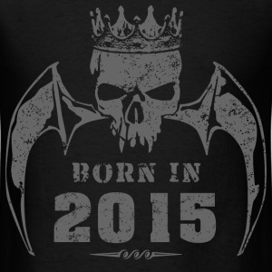 born_in_the_year_201528 T-Shirts - Men's T-Shirt