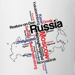Russia Mugs & Drinkware - Coffee/Tea Mug