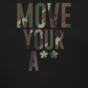 Move Your A - Women's T-Shirt