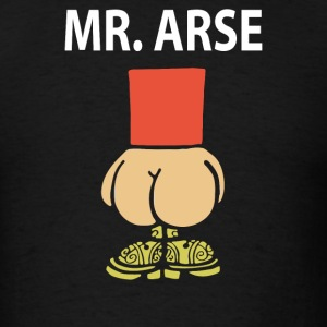 Mr Arse Stag Night - Men's T-Shirt