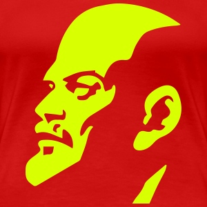 Lenin Communist - Women's Premium T-Shirt