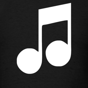 music note - Men's T-Shirt