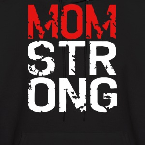 mom strong - Men's Hoodie