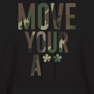 Move Your A - Men's Hoodie