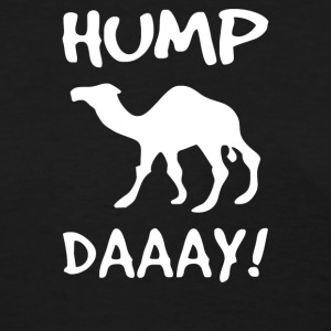 New HUMP DAY funny - Women's T-Shirt