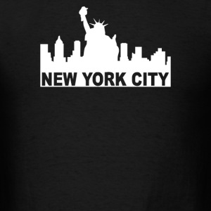 NEW YORK USA AMERICA CITY - Men's T-Shirt