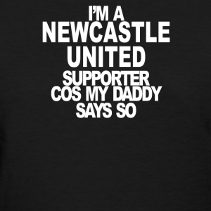 Newcastle United Supporter - Women's T-Shirt