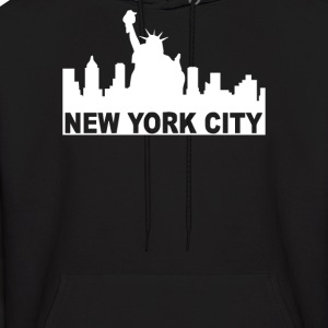 NEW YORK USA AMERICA CITY - Men's Hoodie