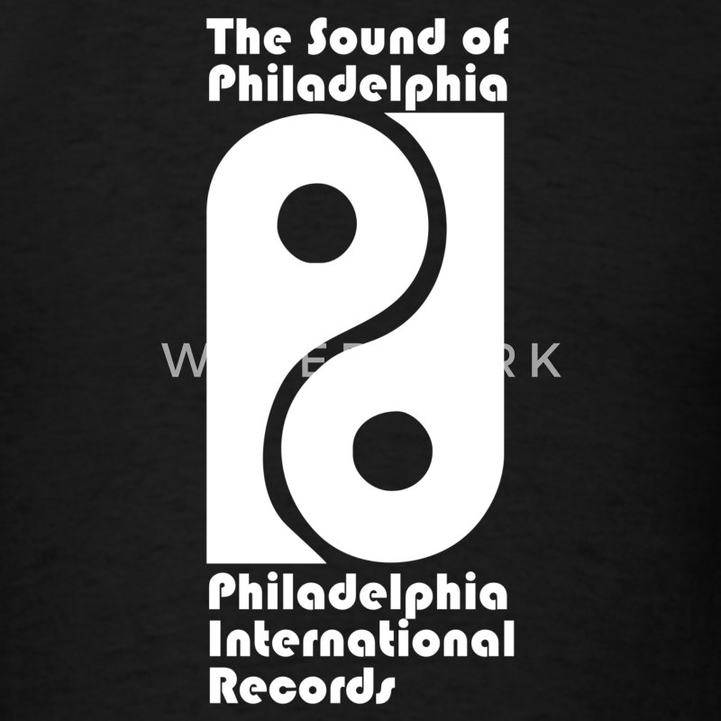 Philadelphia International Records - Men's T-Shirt