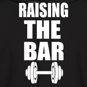 Raising The Bar - Men's Hoodie