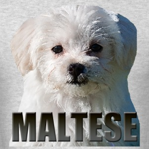 Maltese T-Shirts - Men's T-Shirt