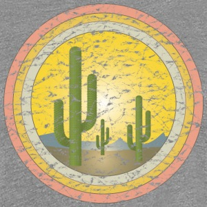 Desert sunset - Women's Premium T-Shirt