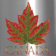 Design ~ Canada Cup Beautiful Autumn Maple Leaf Souvenir Mugs