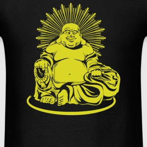 Happy Buddha - Men's T-Shirt
