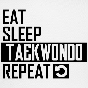 eat sleep taekwondo Sportswear - Trucker Cap