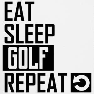 eat sleep golf Sportswear - Trucker Cap