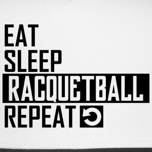eat sleep racquetball Sportswear - Trucker Cap