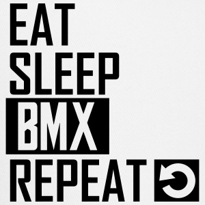 eat sleep bmx Sportswear - Trucker Cap