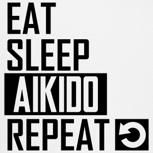 eat sleep aikido Sportswear - Trucker Cap