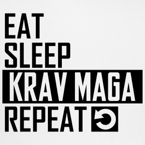 eat sleep krav maga Sportswear - Trucker Cap