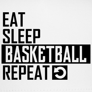 eat sleep basketball Sportswear - Trucker Cap